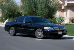 First Class Limo Palm Springs Lincoln Sedan